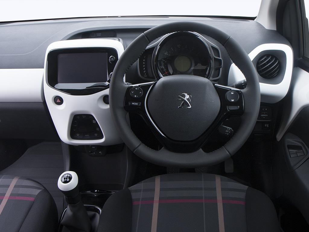 peugeot 108 1 0 access 3dr contract hire and car leasing deal. Black Bedroom Furniture Sets. Home Design Ideas