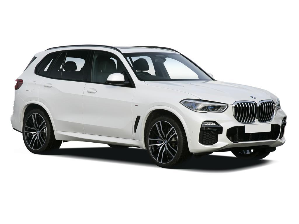 BMW X5 xDrive30d M Sport 5dr Auto Business Leasing Deals