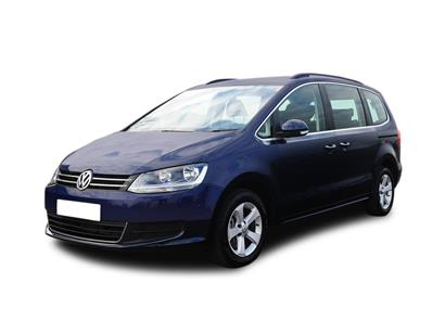 volkswagen sharan diesel estate 2.0 TDI CR BlueMotion Tech 150 SE 5dr DSG