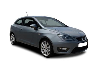 seat ibiza sport coupe 1.2 TSI 110 FR Technology 3dr