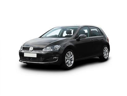 volkswagen golf diesel hatchback 1.6 TDI 110 Match Edition 5dr