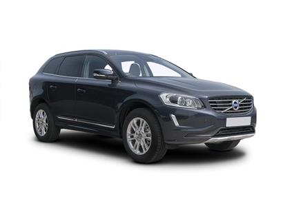 volvo xc60 diesel estate D4 [190] R DESIGN Lux 5dr AWD Geartronic