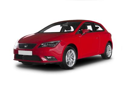 seat leon diesel sport coupe 1.6 TDI 110 SE 3dr [Technology Pack]