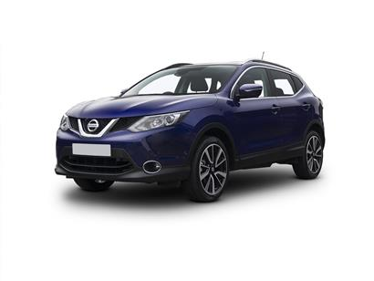 nissan qashqai hatchback 1.2 DiG-T N-Connecta [Comfort Pack] 5dr Xtronic