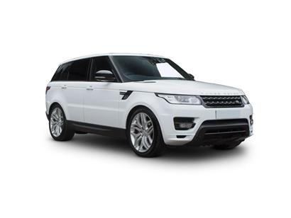 land rover range rover sport 3.0 SDV6 HSE 5dr Auto [7 seat]