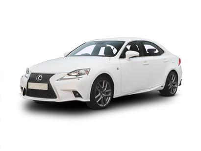 lexus is 300h Executive Edition 4dr CVT Auto