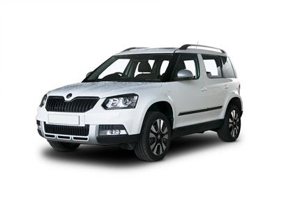 skoda yeti outdoor estate 1.2 TSI [110] SE 5dr
