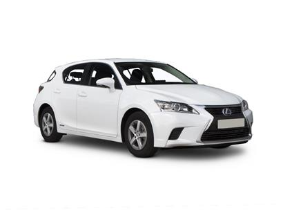 lexus ct hatchback 200h 1.8 Luxury 5dr CVT Auto