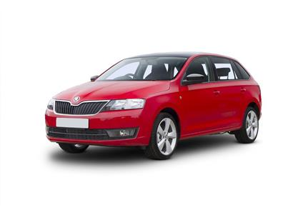 skoda rapid spaceback hatchback 1.2 TSI 90 S 5dr