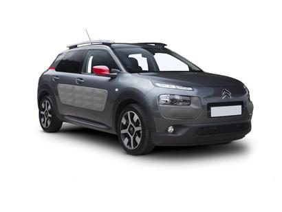 citroen c4 cactus hatchback special editions 1.6 BlueHDi Flair Edition 5dr [non Start Stop]