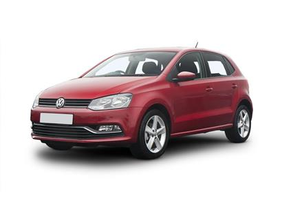 volkswagen polo hatchback 1.2 TSI Match 5dr
