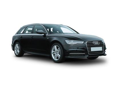audi a6 avant special editions 2.0 TDI Ultra Black Edition 5dr