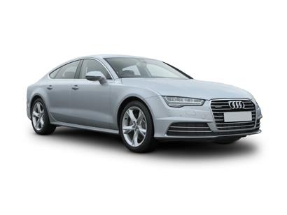 audi a7 sportback special editions 3.0 TDI Quattro Black Edition 5dr S Tronic