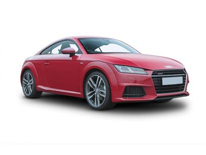audi tt coupe special editions 1.8T FSI Black Edition 2dr