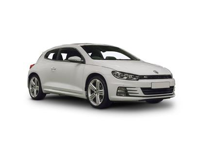 volkswagen scirocco coupe 2.0 TSI 180 BlueMotion Tech GT 3dr