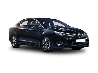 toyota avensis diesel saloon 1.6D Business Edition 4dr