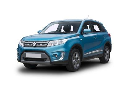 suzuki vitara diesel estate 1.6 DDiS SZ-T [Rugged Pack] 5dr