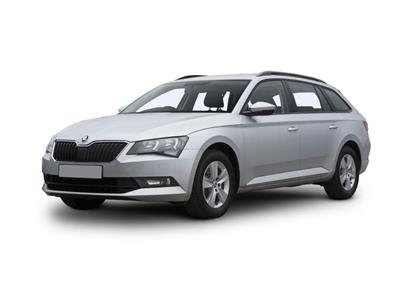 skoda superb diesel estate 2.0 TDI CR SE Technology 5dr