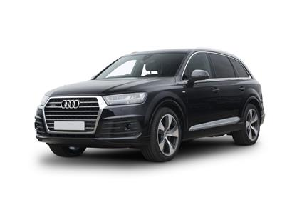 audi q7 diesel estate 50 TDI Quattro Black Edition 5dr Tiptronic