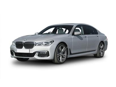 bmw 7 series diesel saloon 730d Exclusive 4dr Auto
