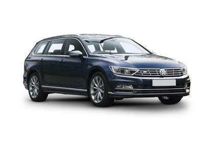 volkswagen passat diesel estate 2.0 TDI GT 5dr [Panoramic Roof]