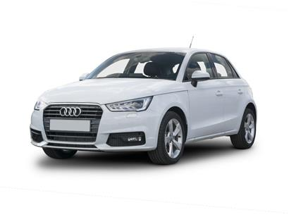 audi a1 sportback special editions 1.4 TFSI 150 Black Edition 5dr