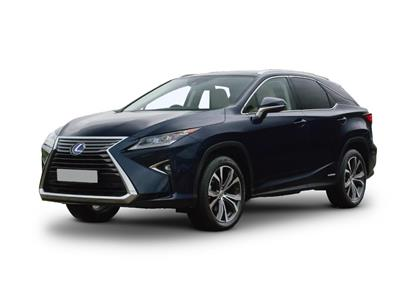 lexus rx estate 450h 3.5 Luxury 5dr CVT Auto