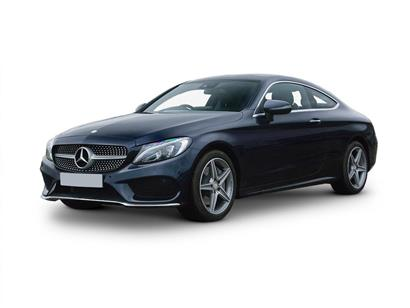 mercedes-benz c class coupe C200 AMG Line 2dr 9G-Tronic