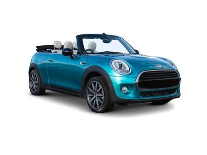 mini convertible 2.0 Cooper S Exclusive II 2dr Auto [Comfort Pack]