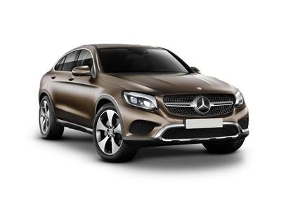 mercedes-benz glc diesel coupe GLC 250d 4Matic AMG Line 5dr 9G-Tronic