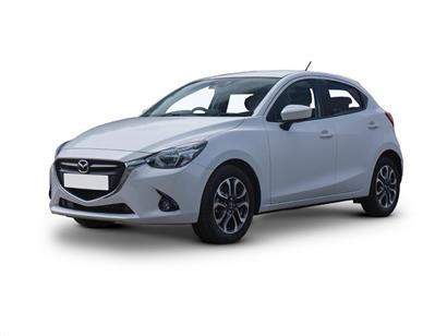 mazda mazda2 hatchback 1.5 Sport Nav 5dr [Leather]