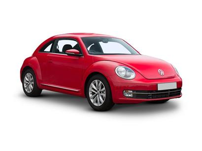 volkswagen beetle diesel hatchback 2.0 TDI 110 BlueMotion Tech Design 3dr