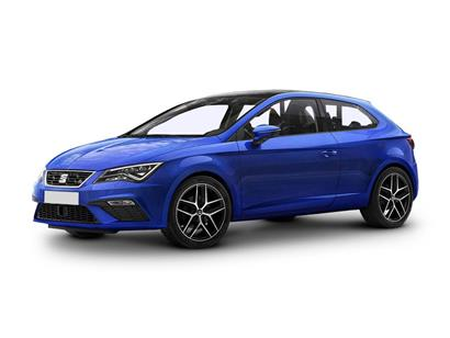 seat leon diesel sport coupe 2.0 TDI 184 FR Technology 3dr