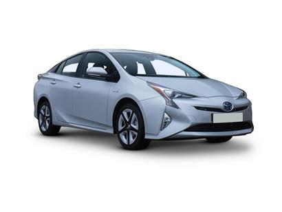 toyota prius hatchback 1.8 VVTi Business Edition 5dr CVT