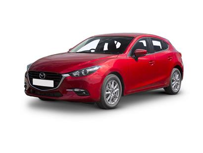 mazda mazda3 hatchback 2.0 Sport Nav 5dr [Leather]