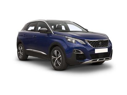 peugeot 3008 diesel estate 1.6 BlueHDi 120 Allure 5dr EAT6