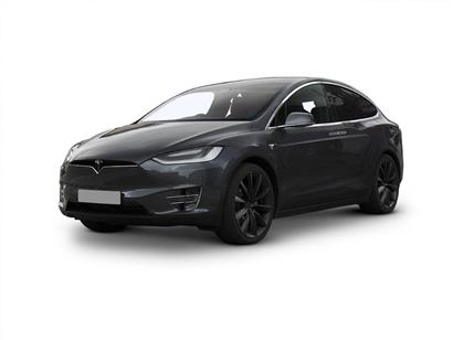 tesla model x hatchback Performance Ludicrous AWD 5dr Auto