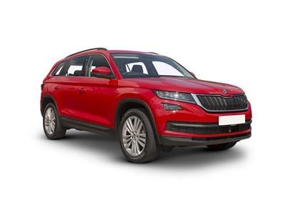 skoda kodiaq diesel estate 2.0 TDI SE Technology 4x4 5dr
