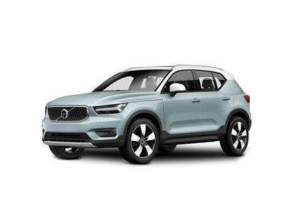 volvo xc40 estate special editions 2.0 D4 [190] First Edition 5dr AWD Geartronic