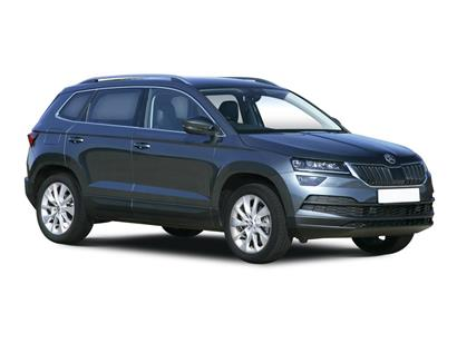 skoda karoq diesel estate 1.6 TDI SE Technology 5dr