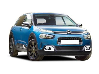 citroen c4 cactus hatchback 1.2 PureTech Feel 5dr [6 Speed]