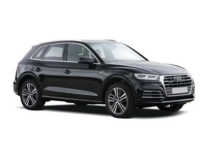 audi q5 estate 45 TFSI Quattro Black Edition 5dr S Tronic