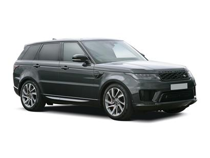 land rover range rover sport estate 5.0 V8 S/C Autobiography Dynamic 5dr Auto [7 seat]
