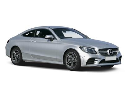 mercedes-benz c class coupe C300 AMG Line 2dr 9G-Tronic