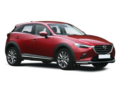 mazda cx-3 hatchback special edition 2.0 Sport Black + 5dr Auto