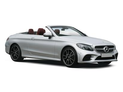 C200 AMG Line 2dr 9G-Tronic