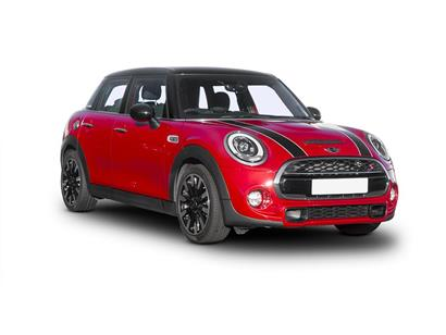 mini hatchback 1.5 Cooper Exclusive II 5dr Auto [Comfort Pack]